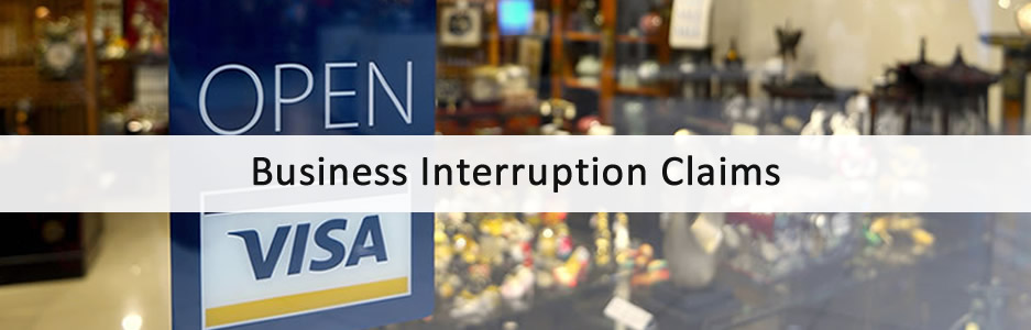 Business Interruption help